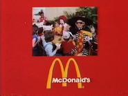 McDonald's AS TVC - Ronald McDonald - 1981