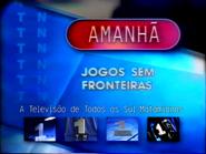 TN1 promo - Jogos Sem Fronteiras - 1998