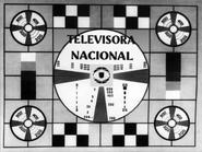 TN1 testcard 1960