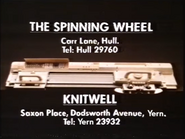 The Spinning Wheel AS TVC 1985