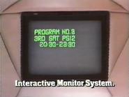 AKAI Interactive Monitor System GH TVC 1985