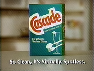 Cascade TVC 1994