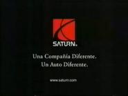 Saturn URA Spanish TVC 2000