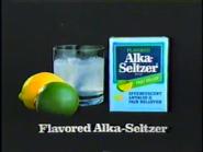 Alka-Seltzer TVC 1986