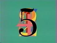 Telecinq end of ad id 1991