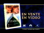 Titanic VHS RL TVC 1998
