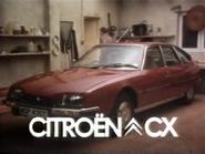 Citroen CX AS TVC 1979