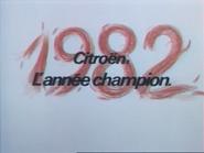Citroen RLN TVC 1982