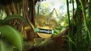 Disney Cinemagic ID - Aztec Jungle - 2007