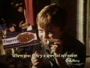Cadbury's Fingers AS TVC 1983