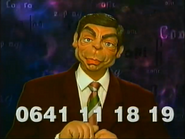 Contra Zapping post-commercial break TVC - 1998