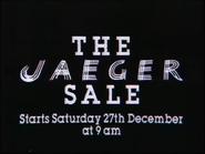 Jaeger AS TVC 1986 - Sale