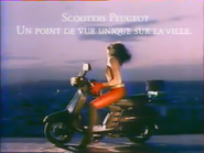 Peugeot Scooters RLN TVC 1990
