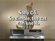 Sony C6 AS TVC 1982