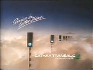 Cathay Transalic GH TVC 1985
