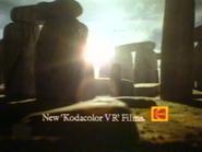 Kodak Kodacolor VR Films AS TVC 1982