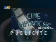 MV1 Cine Dimanche ad id 1990