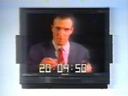 Sigma clock Philips VCR 1991