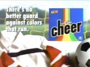 Cheer URA TVC 1995