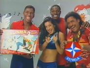 Estrela Galinha É o Tchan TVC 1998