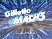 Gillette Mach 3 PS TVC 2000