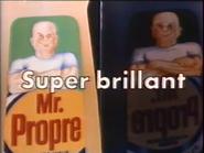 Mr. Propre TVC 1981