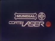 Mundial Corte Laser PS TVC 1985