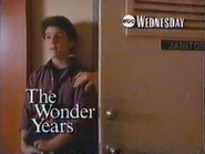 EBC promo - The Wonder Years - November 3, 1991