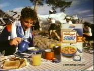 Kelloggs Start AS TVC 1985
