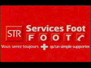 Canal Plus sponsor billboard STR 2002