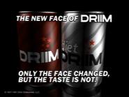 Driim Cola commercial 1991