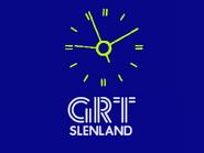 GRT Slenland clock 1983
