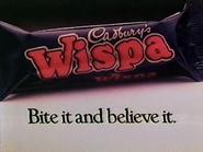 Cadbury's Wispa AS TVC 1984