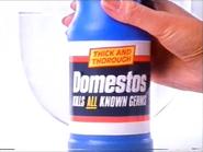 Domestos AS TVC 1985