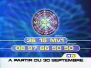 MV1 promo - Qui Veut Gagner Des Millions - 2000
