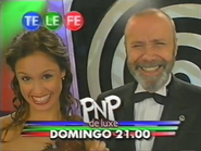 Telefe promo - PNP De Luxe - 1999