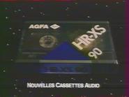 Agfa HR XS RLN TVC 1989