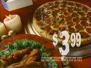 Dominos TVC - Buffalo Wings - Christmas 1994