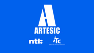 Artesic retro startup 2002