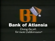 Bank of Atlansia TVC - Christmas 1987 - 3