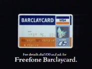 Barclaycard AS TVC 1983 2