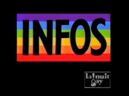 C Plus bumper - Infos - La Nuit Gay - 1995