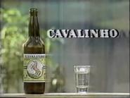 Cavalinho TVC 1989