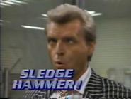 EBC promo - Sledge Hammer - 1987 - 2