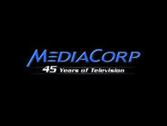 MediaCorp 45 years of television