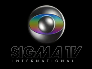 Rede Sigma international endcap 1980s