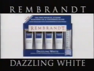 Rembrandt Dazzling White TVC 1997 - 1