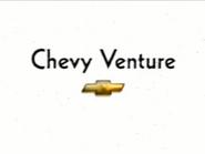 Chevy Venture URA Spanish TVC 1998