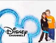 Disney Channel ID - Michael Alan Johnson and Alyson Stoner (2003)
