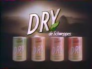 Dry de Schweppes RLN TVC 1990